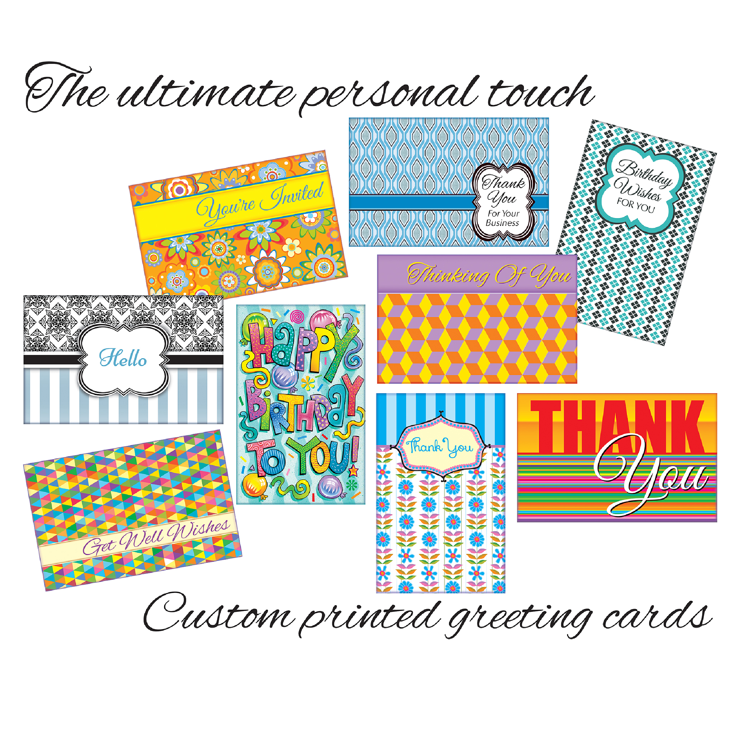 Affordable Printing And Copies Greeting Cards